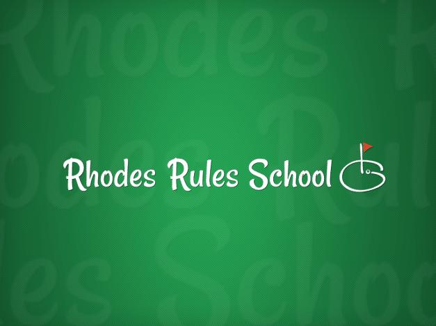Rhodes Rules School