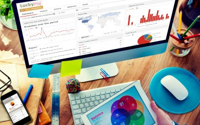 We have re-launched Free Online Tool – LuckyPig's Website Analytics