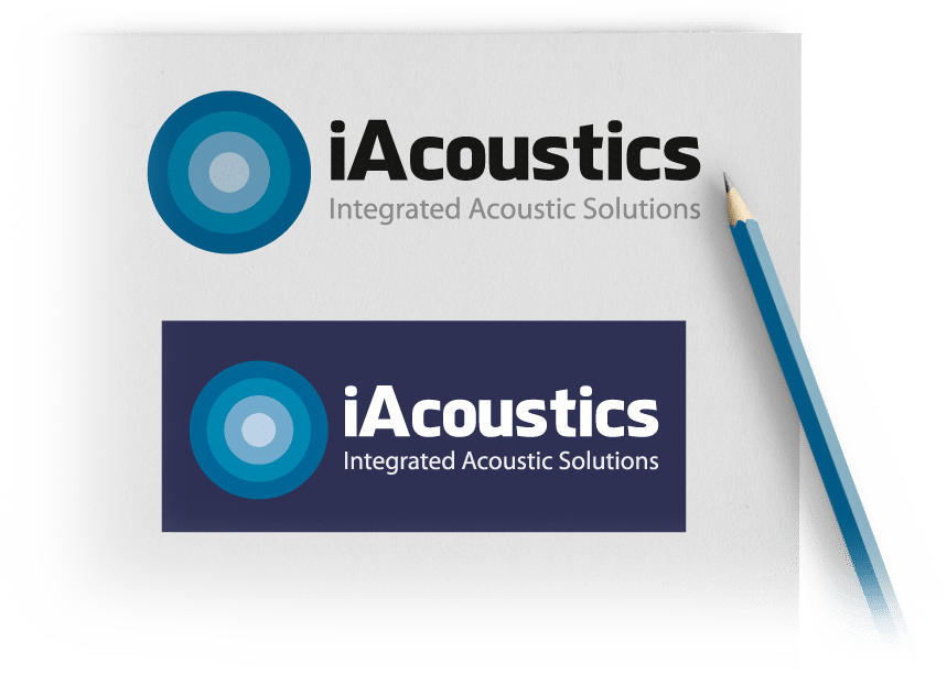 iAcoustics Logo Improvement