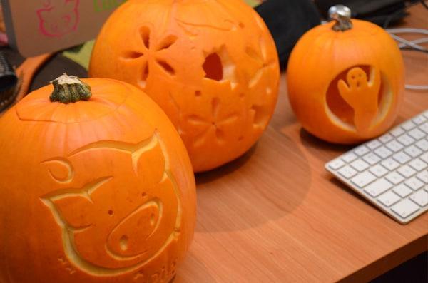 Happy Halloween 2012 Lucky Pig Professional Website