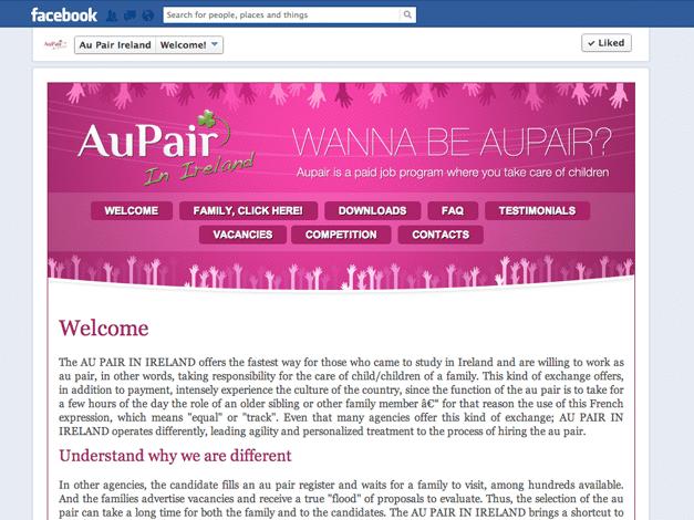 aupair-in-ireland-facebook-competiiton-app